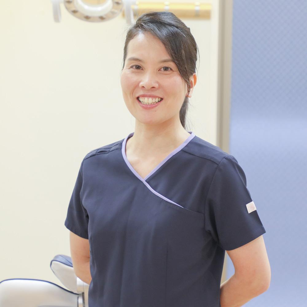 歯科衛生士 宮松奈津美