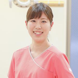 歯科助手 斗石愛美